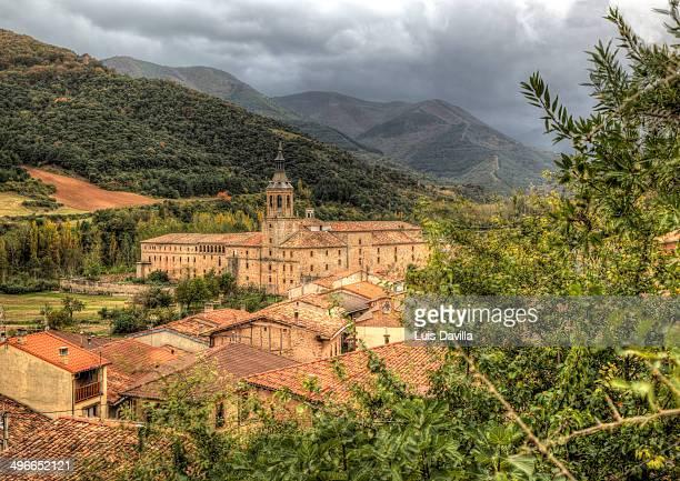 san millan de la cogolla monastery