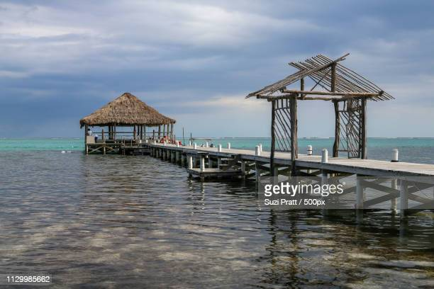 San Pedro, Ambergris Caye In Belize