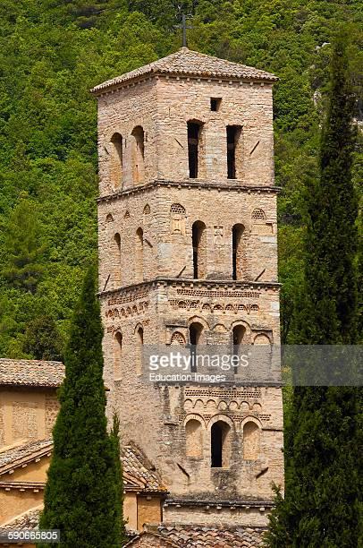 San pietro in Valle Abbey, Ferentillo, Valnerina, Terni, Umbria, Italy, Europe.