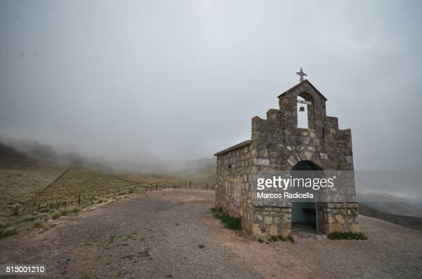 san rafael chapel, salta argentina - radicella stock pictures, royalty-free photos & images