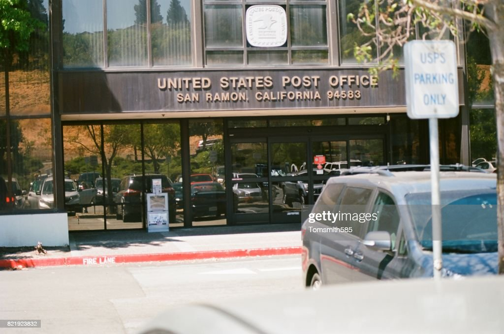 San Ramon Post Office : Stock Photo