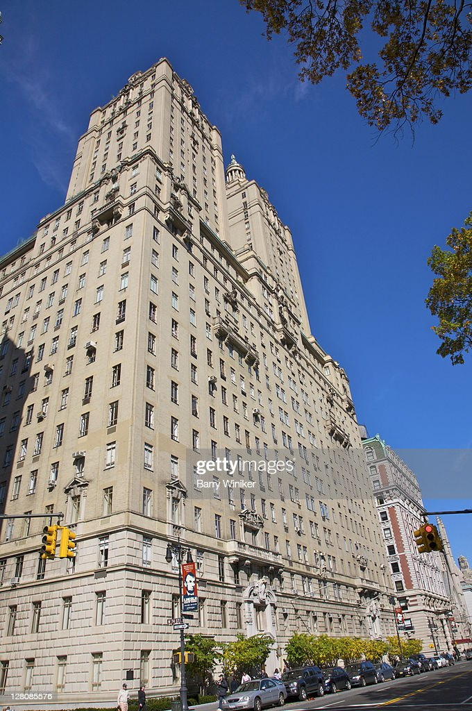 San Remo Apartment Building On Central Park West Upper Side New York
