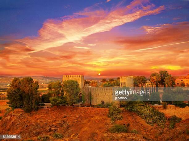 San Servando castle. Toledo