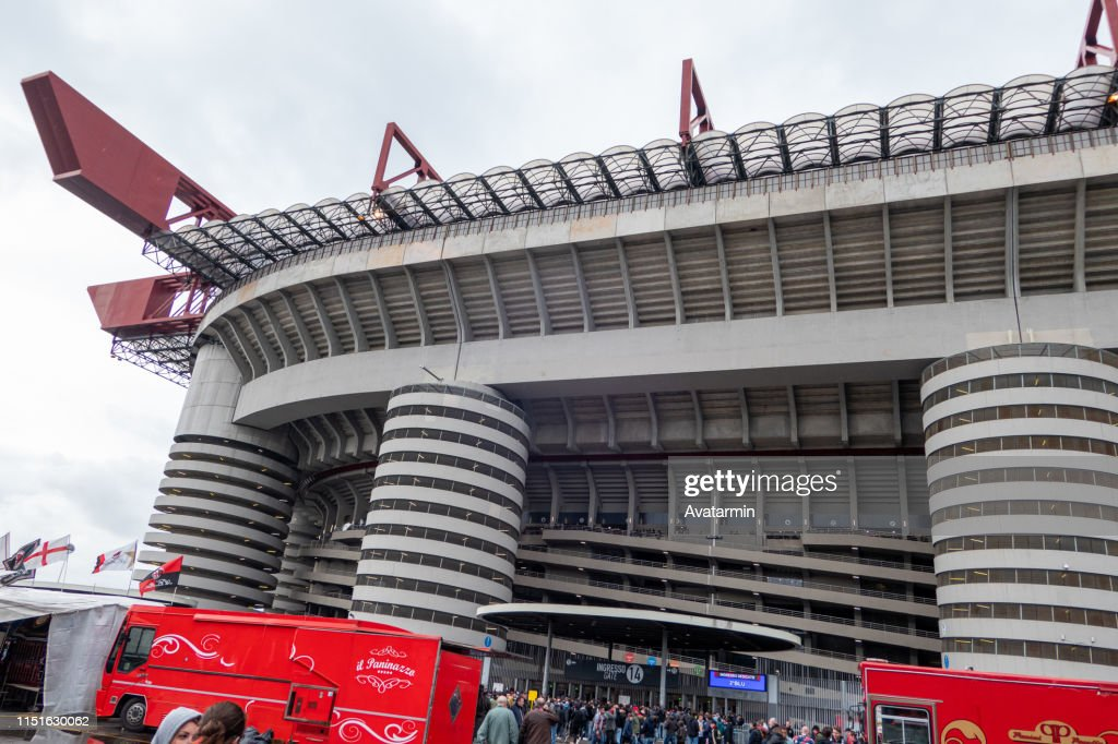 San Siro : Stock Photo
