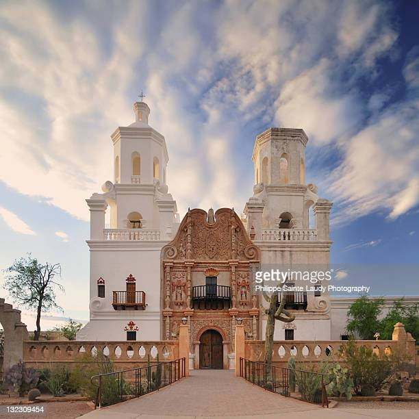 San Xavier church