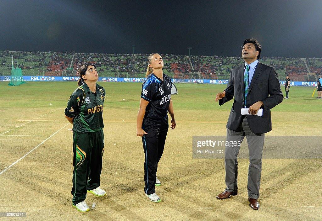 New Zealand Women v Pakistan Women - ICC Womens World Twenty20 Bangladesh 2014