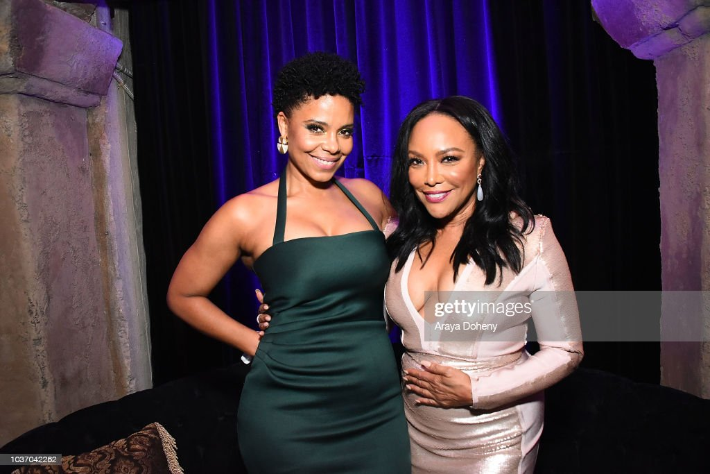 Special Screening Of Netflix's 'Nappily Ever After' - After Party : News Photo
