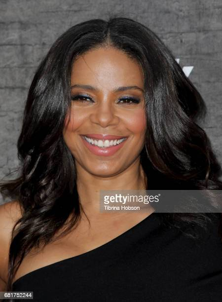 Sanaa Lathan attends Fox's 'Shots Fired' FYC event at Saban Media Center on May 10 2017 in North Hollywood California