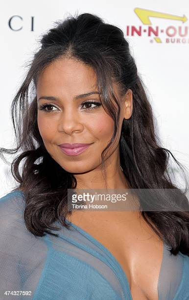 Sanaa Lathan attends the 17th annual CAST from slavery to freedom gala May 21 2015 in Los Angeles California
