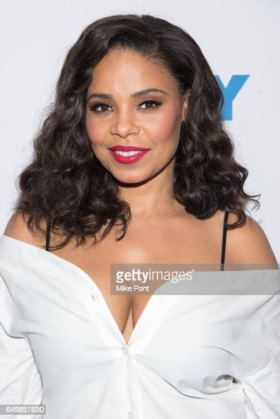 Sanaa Lathan attends the screening of 'Shots Fired' at 92nd Street Y on March 8 2017 in New York City