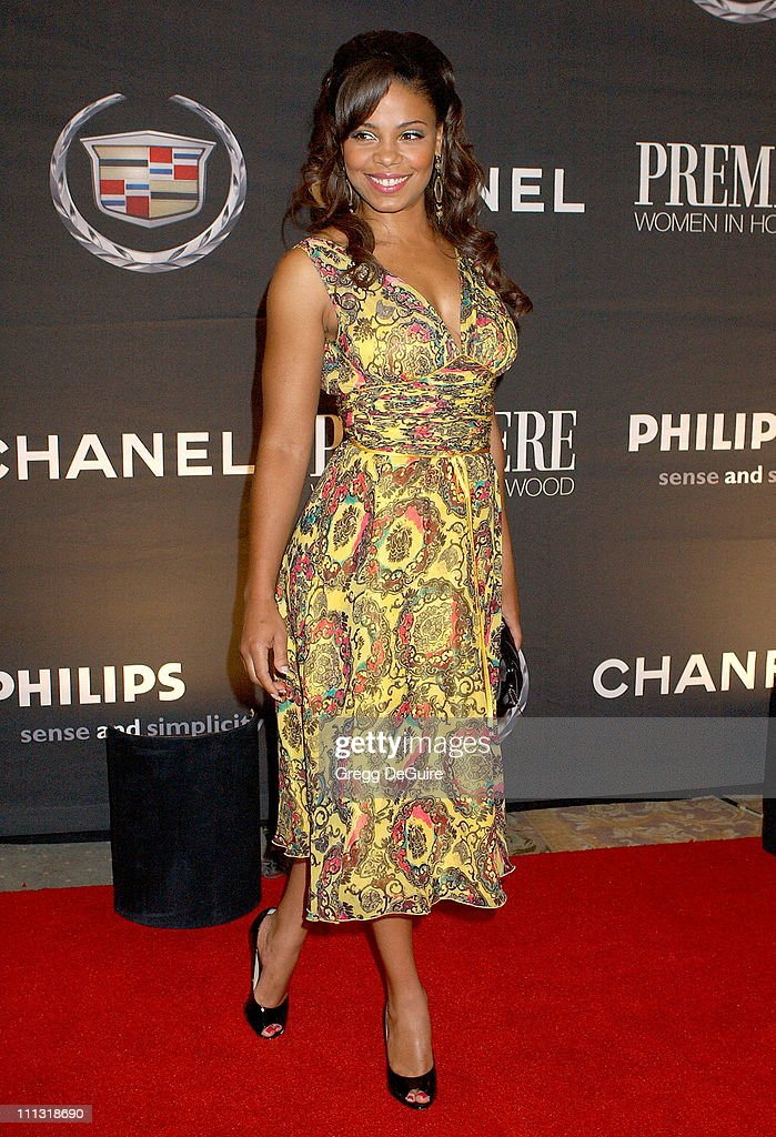 Sanaa Lathan during 13th Annual Premiere Women in Hollywood - Arrivals at Beverly Hills Hotel in Beverly Hills, California, United States.