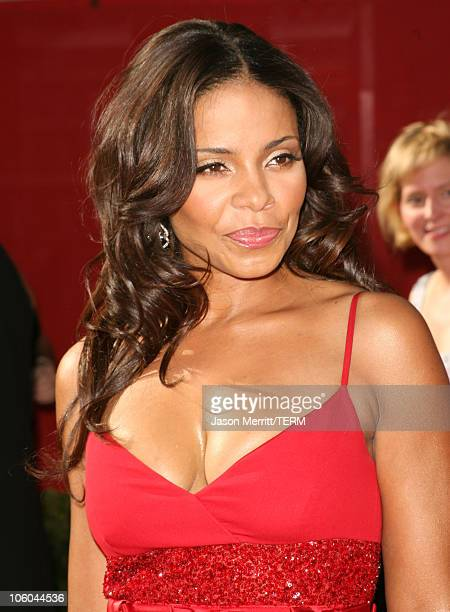 Sanaa Lathan during 2006 ESPY Awards Arrivals at Kodak Theatre in Hollywood CA United States