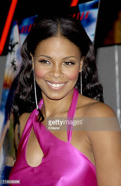 Sanaa Lathan during 'Out of Time' New York Premiere at Loews Cineplex Lincoln Square in New York City New York United States