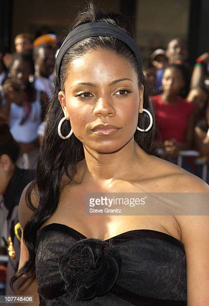 Sanaa Lathan during The 3rd Annual BET Awards Arrivals at The Kodak Theater in Hollywood California United States