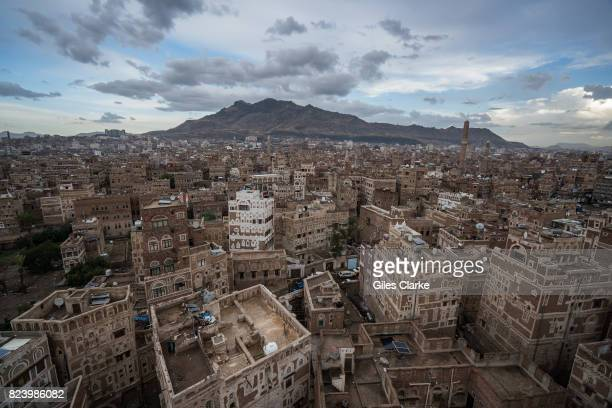 A Sana'a' old city a UNESCO World Heritage Site is one of the oldest continually inhabited cities in the world dating back some 2500 years Located in...