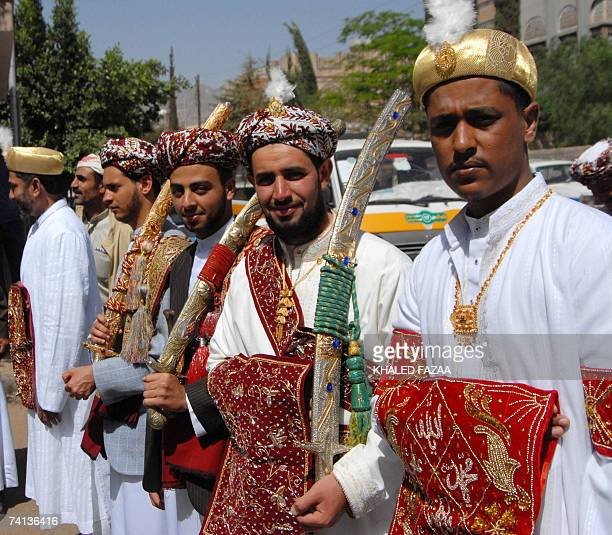 Yemeni Bohra celeberate a huge marriage involving of 83 bridegrooms sponsored by the Indian Bohra leader Sultan Mohammed Burhanaddin who visited...