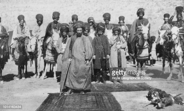 San'ar Akram of PushiKuh Iran 1914