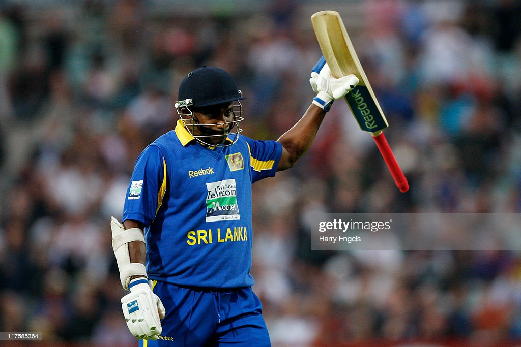 England v Sri Lanka - 1st Natwest One Day International Series : News Photo