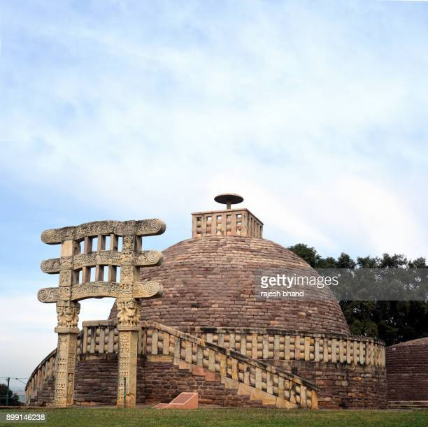 sanchi - madhya pradesh stock pictures, royalty-free photos & images