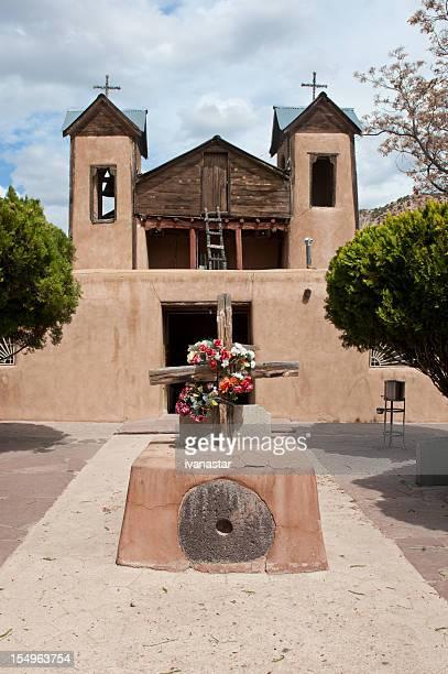 Sanctuario de Chimayo Church in New Mexico