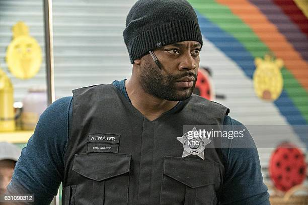 D 'Sanctuary' Episode 412 Pictured LaRoyce Hawkins as Kevin Atwater