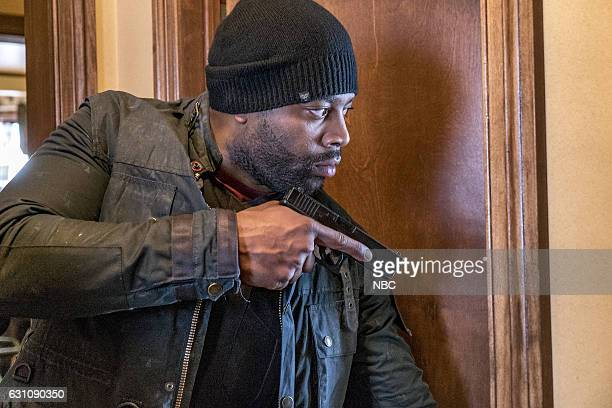 """Sanctuary"""" Episode 412 -- Pictured: LaRoyce Hawkins as Kevin Atwater --"""