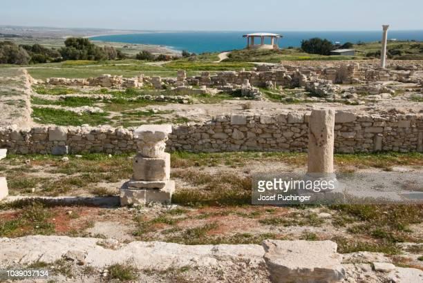 Sanctuary of Apollo, Roman excavations, Kourion, Cyprus