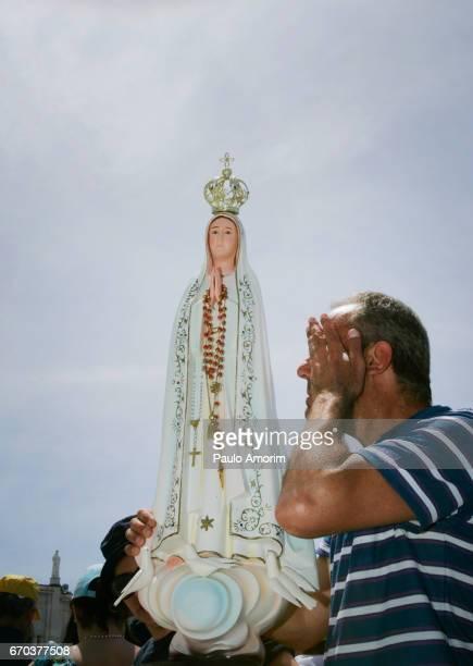 Sanctuary of Fatima 100th Anniversary in Portugal