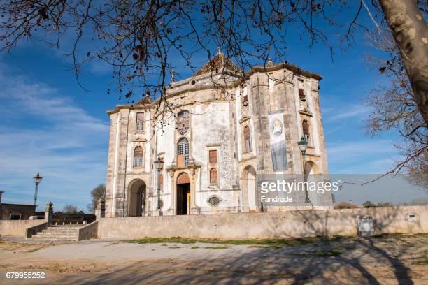Sanctuary of Lord Jesus da Pedra, Óbidos, Portugal