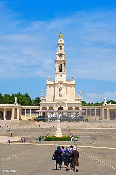 Sanctuary of our Lady of Fatima, Fatima, Estremadura, Portugal