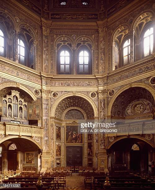 Sanctuary Of The Incoronata in Lodi designed by Giovanni Domenico Battagio known as Giovanni da Lodi Italy 15th16th centuries