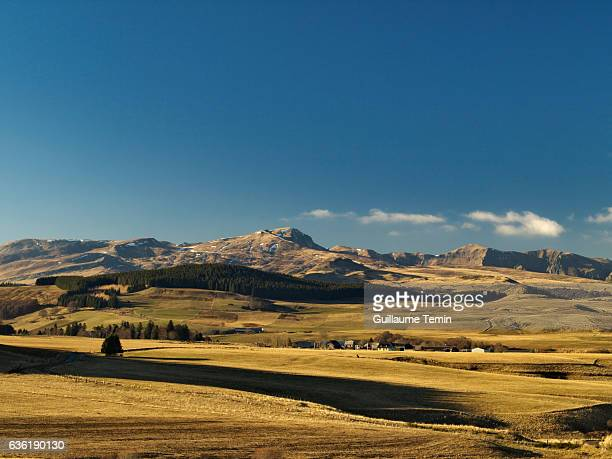 sancy moutain ange - auvergne stock pictures, royalty-free photos & images