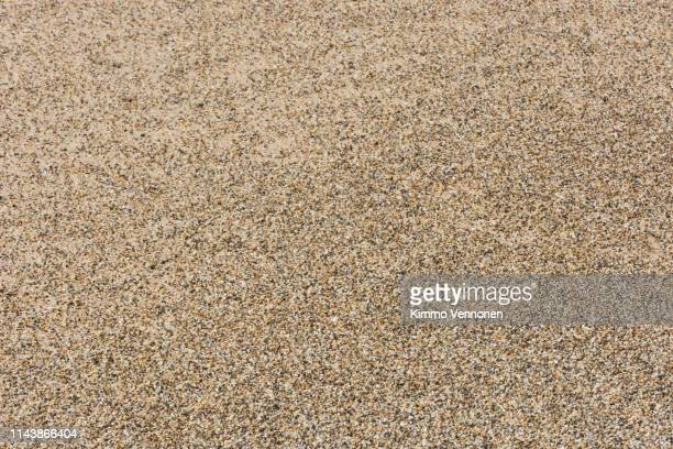 sand and pebbles - coffs harbour stock pictures, royalty-free photos & images