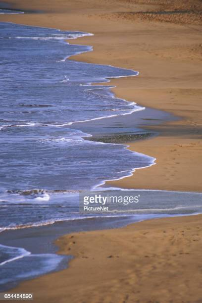 Sand and Small Waves