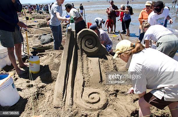 Sand Castle Contest, 2012