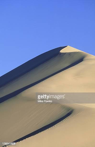 sand dune peak, dunhuang