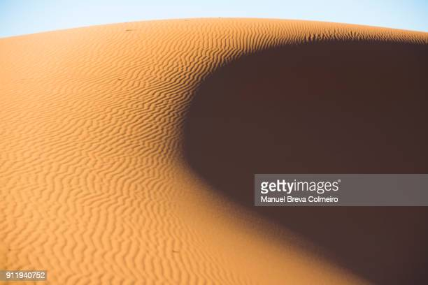 sand dune - merzouga stock pictures, royalty-free photos & images