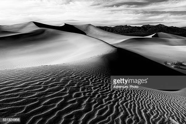 Sand Dunes im Death Valley