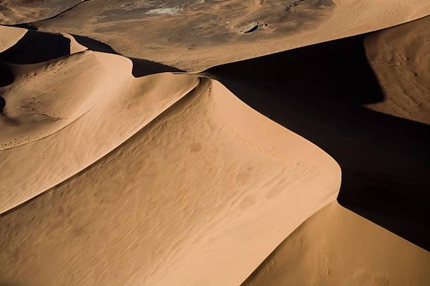 Sand Dunes In Desert Landscape Wall Art