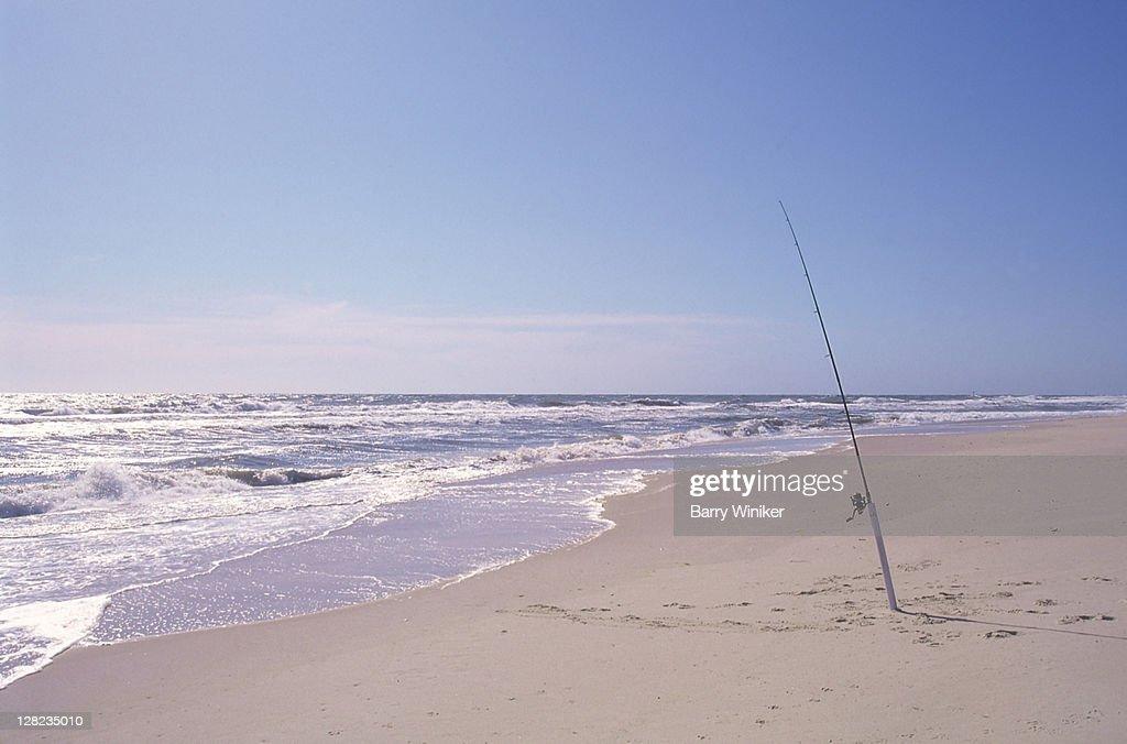 Sand Dunes Island Beach State Park Long Ny