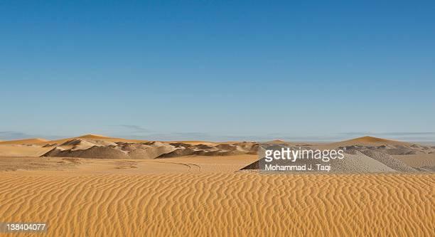 Sand dunes, Kuwait