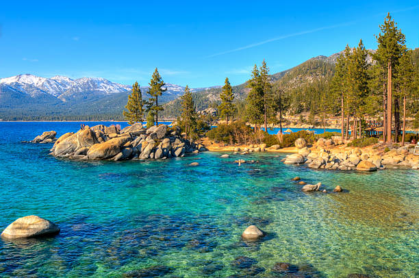 Sand Harbor State Park Lake Tahoe Nevada Fine Art Prints