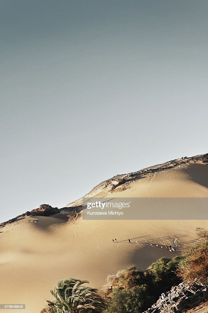 Sand Hill : Stock Photo