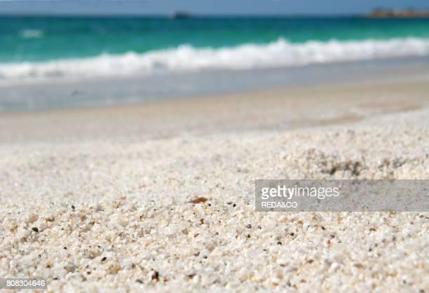 Sand Is Aruttas Cabras Provincia di Oristano Sardinia Italy
