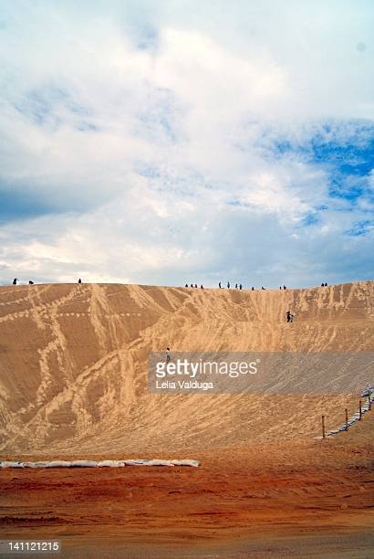 Sand mountain of Siriú