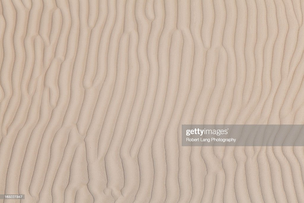 Sand, textures - Australia : Foto de stock