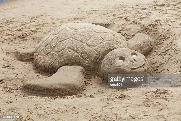 Sand turtle XXXL
