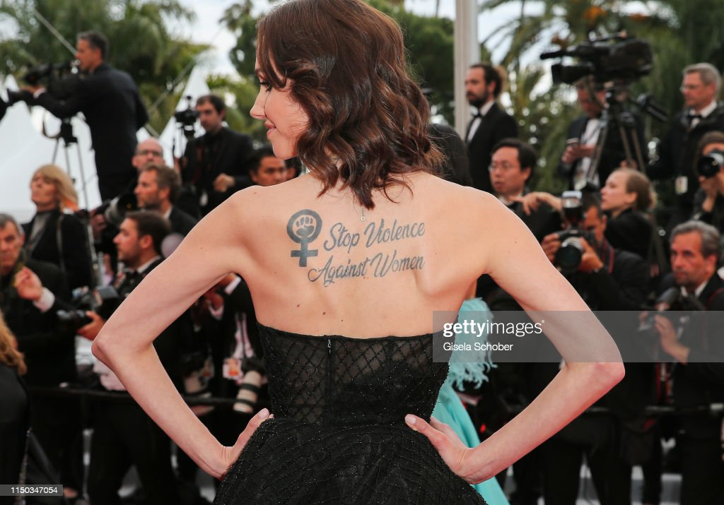 "FRA: ""A Hidden Life (Une Vie Cachée)"" Red Carpet - The 72nd Annual Cannes Film Festival"