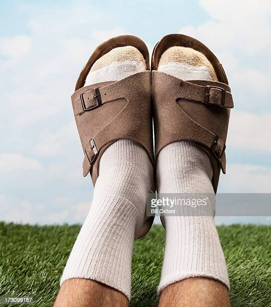 sandals - open toe stock pictures, royalty-free photos & images