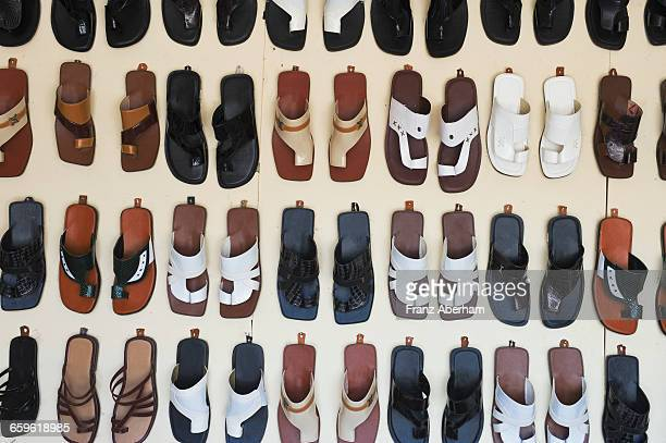 sandals - gulf countries stock pictures, royalty-free photos & images